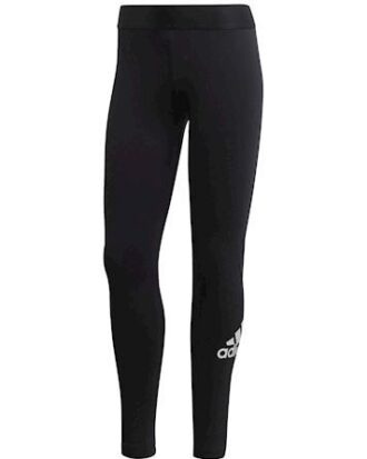 Adidas Tights W MH BOS Tight Sort Dame