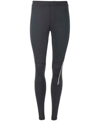 Endurance  Lange tights Mahana W Long Run Tights XQL sort Dame
