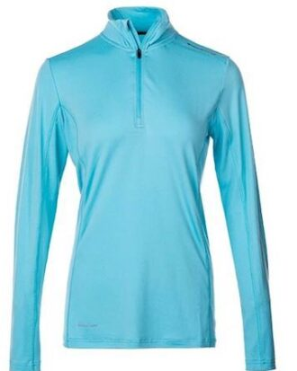 Endurance Midlayer Timika W Performance Midlayer Turkis Dame
