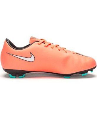Fodboldstøvler Orange Nike Mercurial Victory V Fg Junior