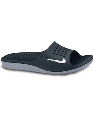 NIKE SANDALER SOLARSOFT SLIDE SORT