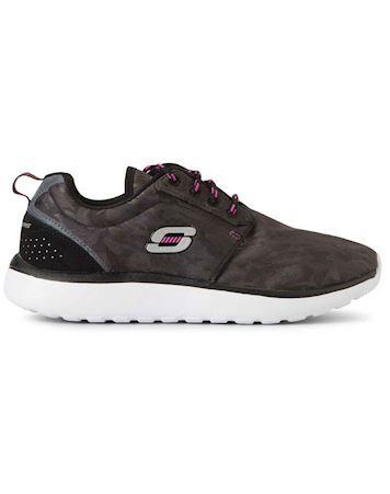 Skechers Sneakers/ Træningssko Blk Dame