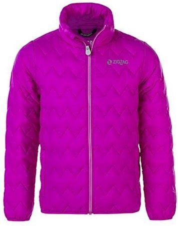 Zigzag Børnejakke Delly pro-lite jacket Pink Pige