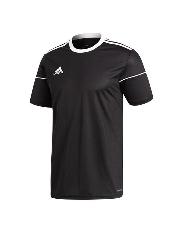 Adidas Squad 17 JSY SS Fodboldtrøjer Sort Unisex