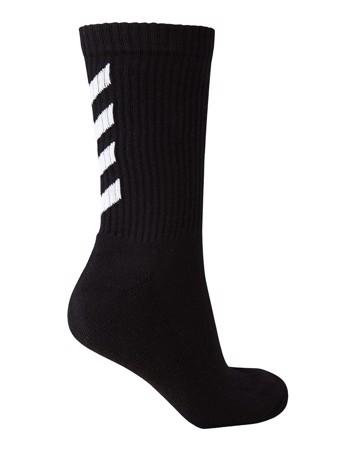 Hummel Fundamental 3 par sokker Sort Unisex