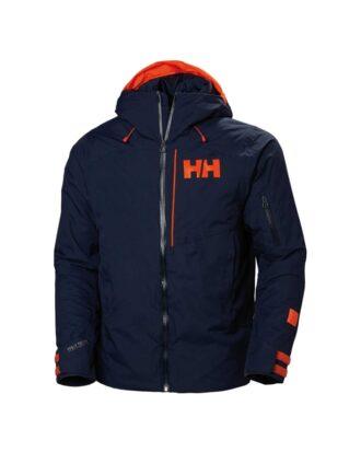 Helly Hansen Powjumper Skijakke Mørkeblå Herre