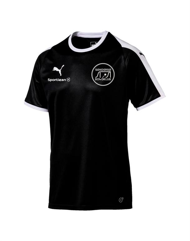 Puma Liga Core Fodbold T-shirt voksen SBK sort