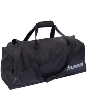 Hummel  Sportstaske Authentic Charge Sports Bag Sort Unisex Small