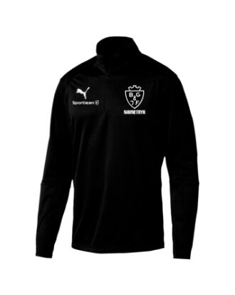 Puma Liga Sort senior Trænings Trøje BGIF med Tryk