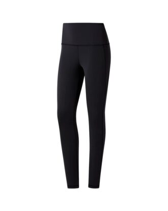 Reebok OS Lux Highrise 2.0 Tights Sort Dame