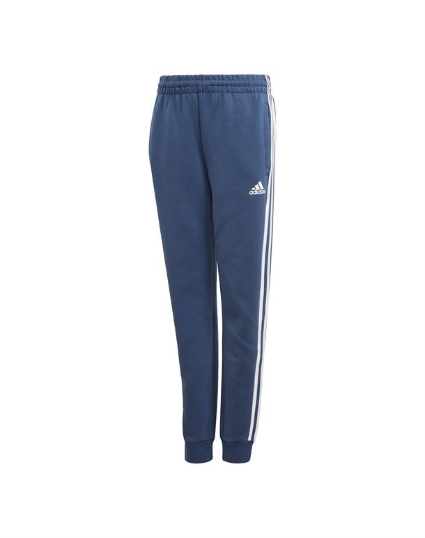 Adidas YB MH 3S PANT Bukser Blå/Hvid Børn