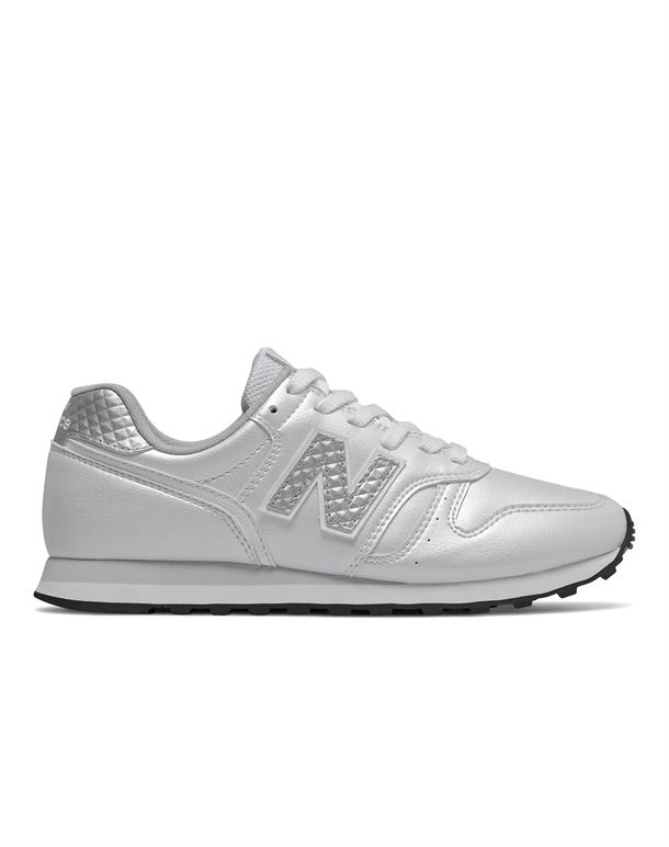 New Balance WL373GD2 Sneakers Sølv Dame