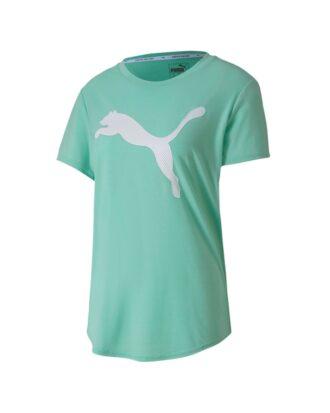 Puma Evostripe Tee T-shirts Grøn Dame