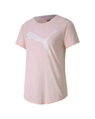 Puma Evostripe Tee T-shirts Lyserød Dame