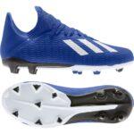 Adidas X 19.3 FG J Fodboldstøvler Blå Børn