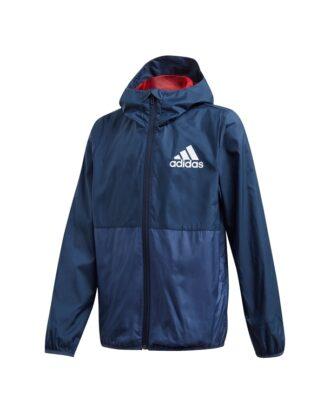 Adidas JB MH WIND Trænings jakke Mørkeblå Børn