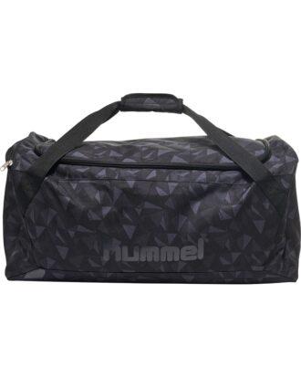 Hummel HMLACTIVE SPORTSBAG MEDIUM Sportstaske Sort Unisex