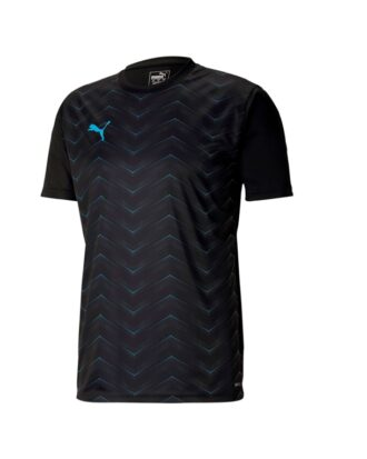 Puma FTBLNXT Graphic Shirt Core T-shirt Sort Herre