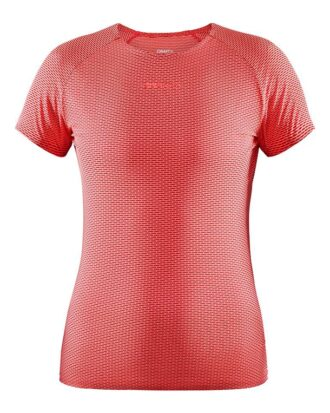 Craft Pro Dry Nanoweight  T-shirt Pink Dame
