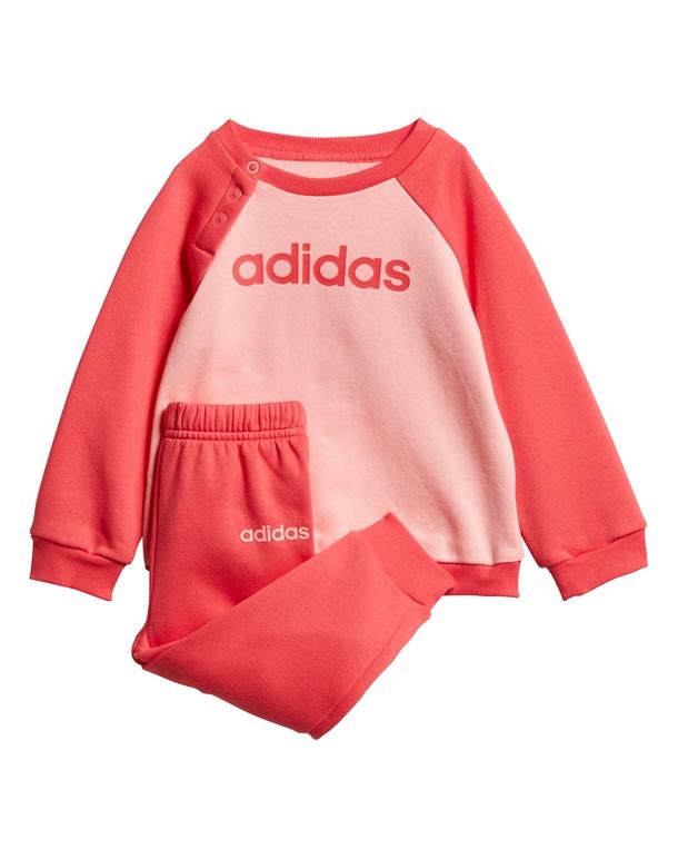 Adidas I LIN JOGG FL Babyjogger Pink Børn 1