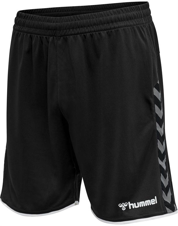 Hummel Authentic Poly Shorts Sort Herre 1