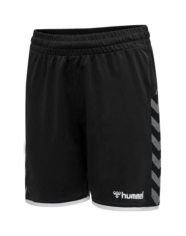 Hummel Authentic Poly Shorts Sort Børn 1