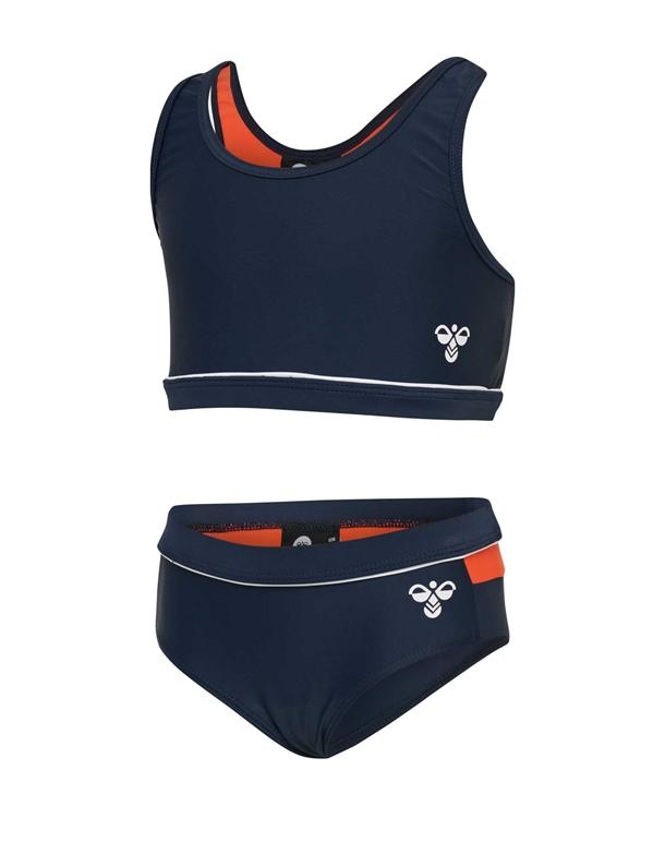 Hummel Bell Bikini Navy-Orange Børn 1