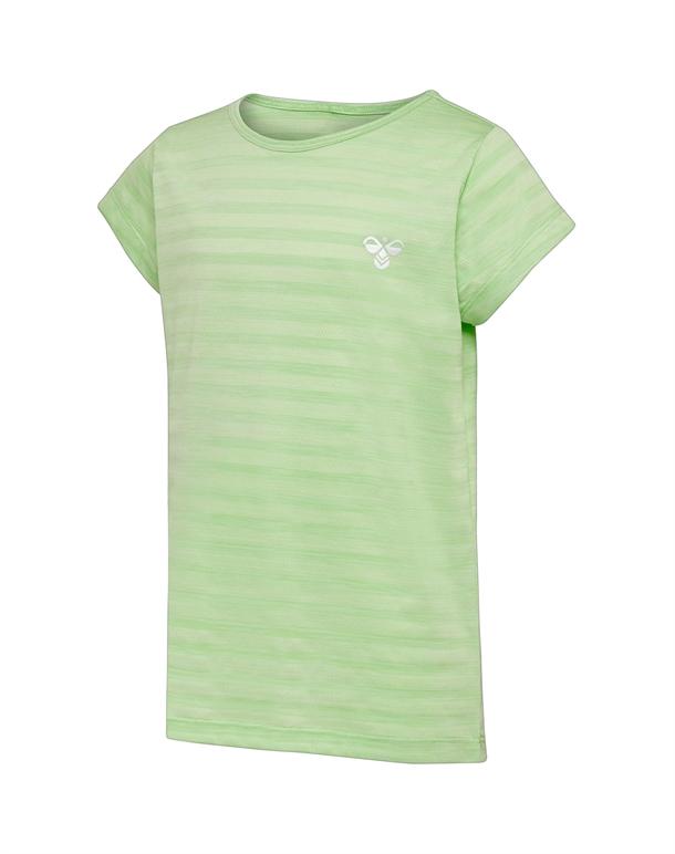 Hummel Sutkin T-shirt Grøn Børn 1