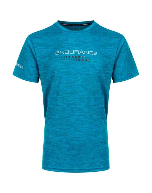 Endurance Portofino T-shirt Blå Herre 1