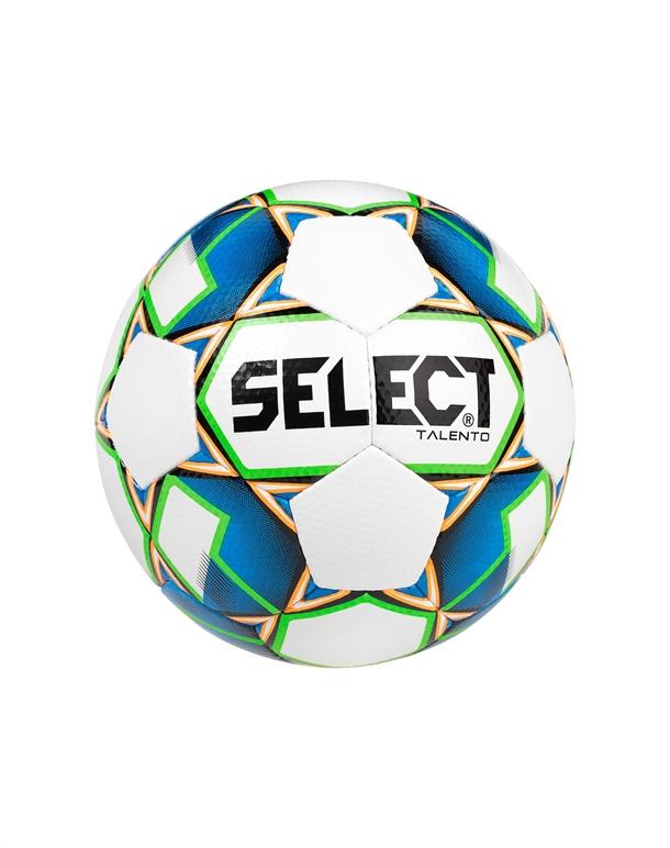 Select Talento 4 Fodbold Hvid-Blå Unisex 1