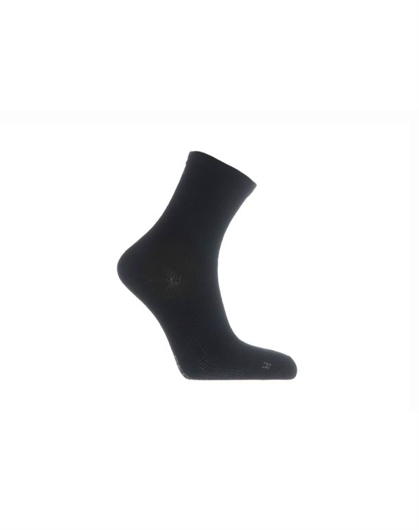 Seger Coolmax Basic Sokker Sort Unisex 1
