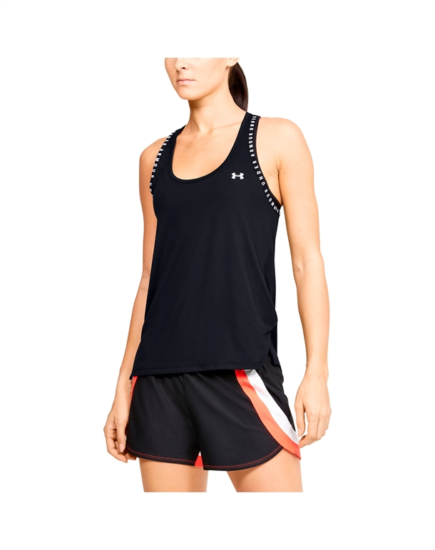 Under Armour UA Knockout Tank T-shirts Sort Dame 1