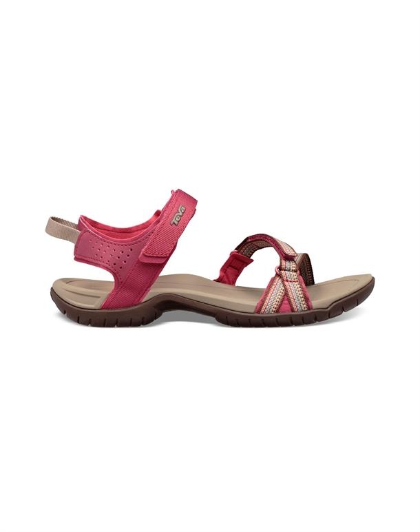 TEVA Verra Sandaler Blommefarvet-Multifarvet Dame 1