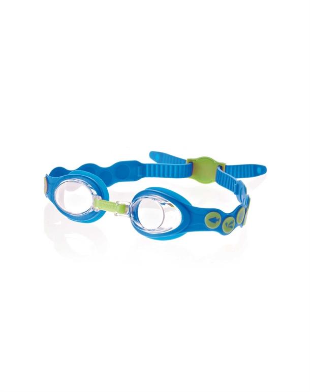 Speedo Sea Squad Spot Goggle Svømmebriller Blå Børn 1