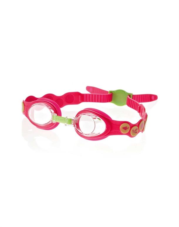 Speedo Sea Squad Spot Goggle Svømmebriller Rød Børn 1