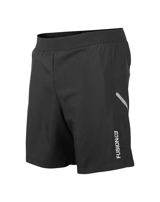 Fusion C3 Shorts Sort Unisex 1