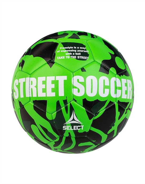 Select Street  Fodbold Grøn Unisex 1