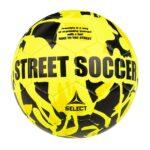 Select Street  Fodbold Gul Unisex