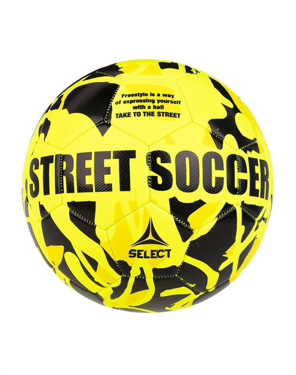 Select Street  Fodbold Gul Unisex 1