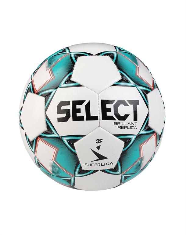 Select Brilliant Replica Fodbold Hvid Unisex 1