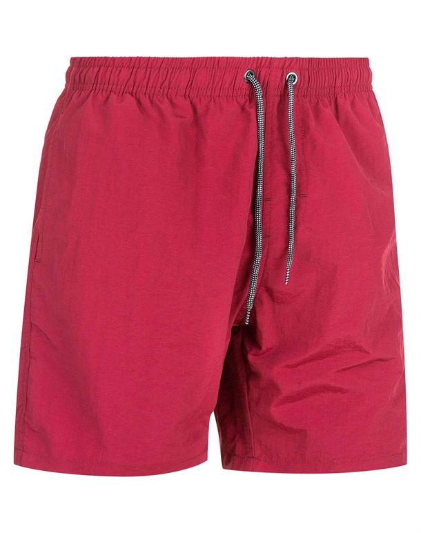 Cruz Eyemouth Basic shorts Badetøj Bordeaux Herre 1