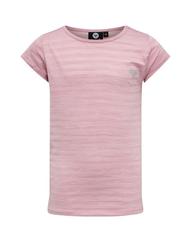 Hummel Sutkin T-shirt Lyserød Børn 1