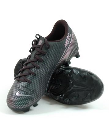 Nike Vapor 13 Academy FG/MG Fodboldstøvler Sort Børn 1