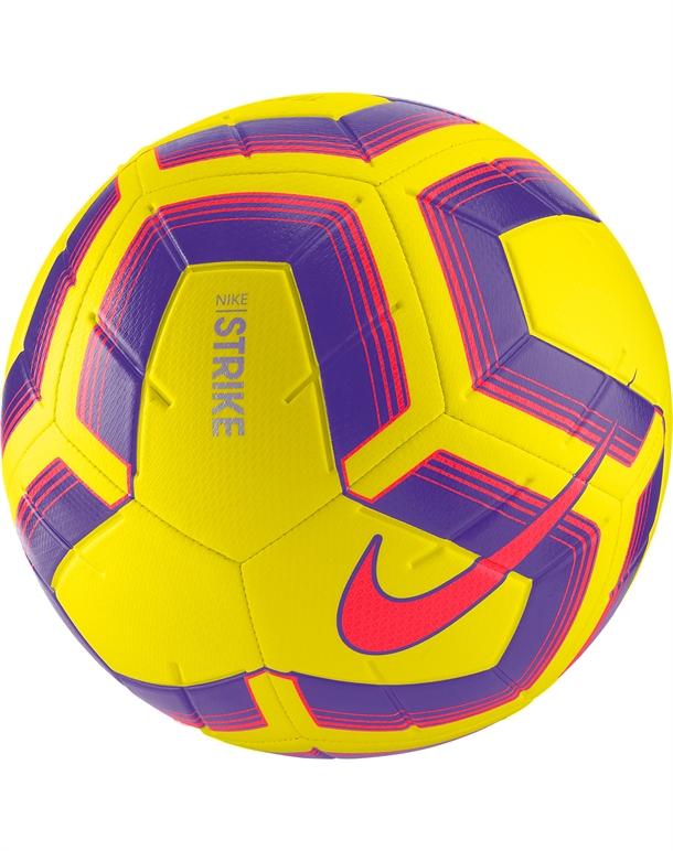 Nike Strike Team Fodbold Gul-Lilla-Rød Unisex 1