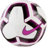Nike Strike Team Fodbold Hvid-Lilla-Sort Unisex