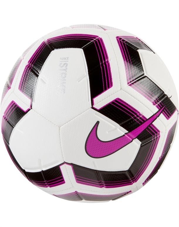 Nike Strike Team Fodbold Hvid-Lilla-Sort Unisex 1