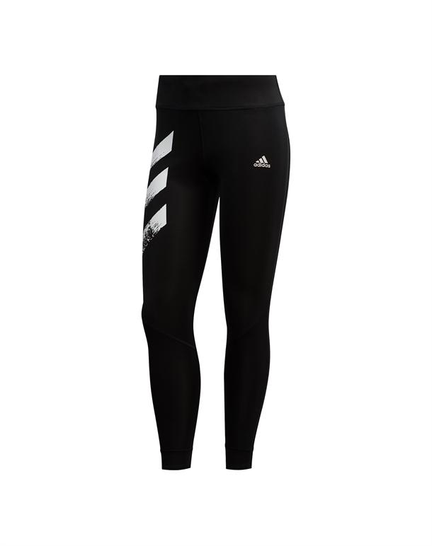 Adidas Own The Run Tights Sort Dame 1