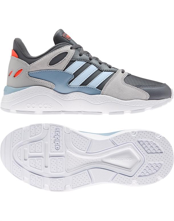 Adidas Crazychaos Sneakers Grå Dame 1