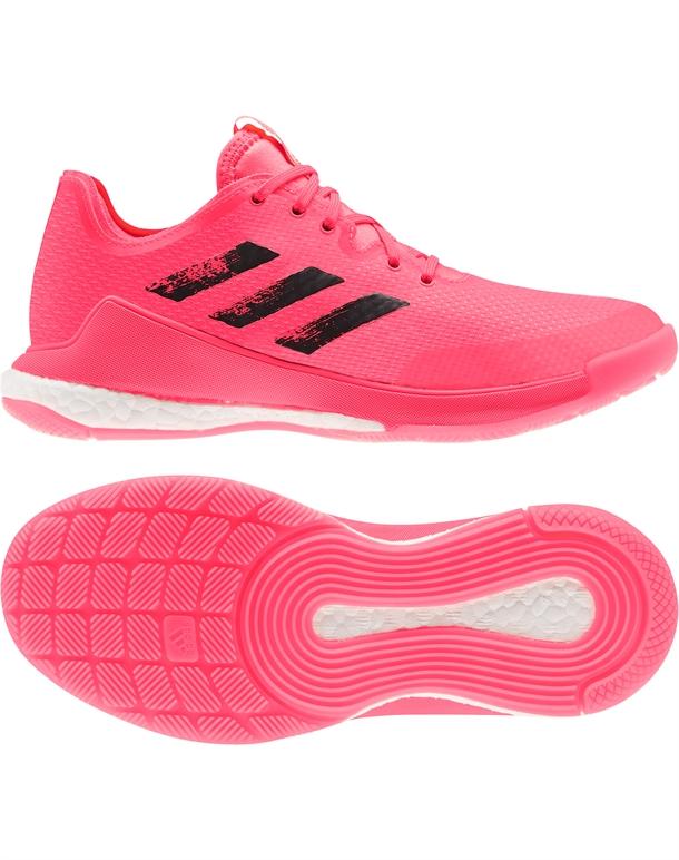Adidas Crazyflight W Tokyo Indendørssko Pink Dame 1