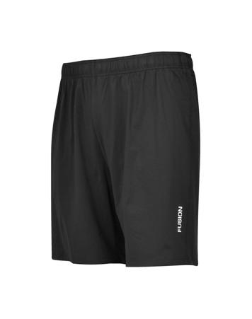 Fusion C3 Run Shorts Sort Herre 1